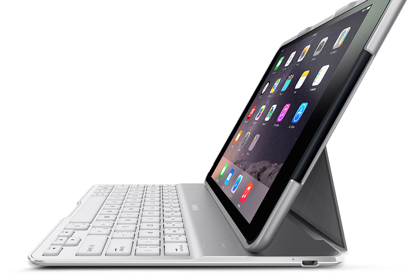 QODE Ultimate V-2 Keyboard Case for New iPad Air 2