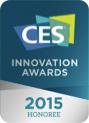 CES 2015 Innovation Award