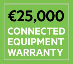 Belkin BSV401 4fach Überspannungsschutz-Steckdosenleiste mit 2-m-Kabel und zwei USB-Ladeanschlüssen mit insgesamt 2,4A, Garantie für angeschlossene Geräte für einen Betrag von bis zu 25.000€