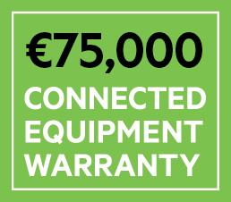 Belkin BSV804 8fach Überspannungsschutz-Steckdosenleiste mit 2-m-Kabel und zwei USB-Ladeanschlüssen mit insgesamt 2,4A, Garantie für angeschlossene Geräte für einen Betrag von bis zu 75.000€