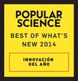WEMO Maker™ ha sido seleccionado como unos de los ganadores  del premio «Best of What´s New 2014» de la revista Popular Science.