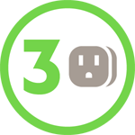 3 Outlets icon