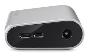 BELKIN 4-PORT USB 3.0 Hub + USB-C to Micro-B 3.1 Cable