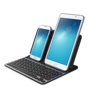Belkin Mobile Wireless Keyboard with Devices