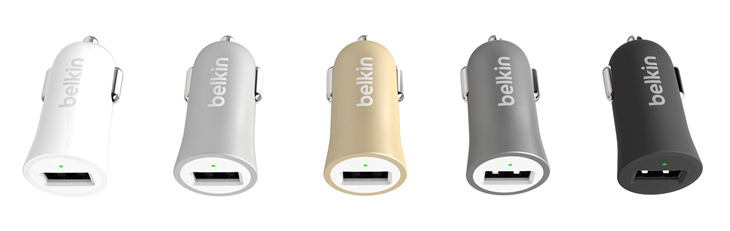 Metallic Car Charger