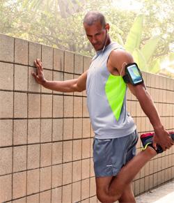 Sport-Fit Galaxy S6 Armband
