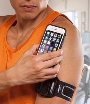 Clip-Fit iPhone 6 Armband