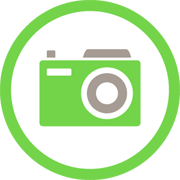 Full Camera Access Icon
