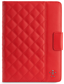 Quilted Cover for iPad Air