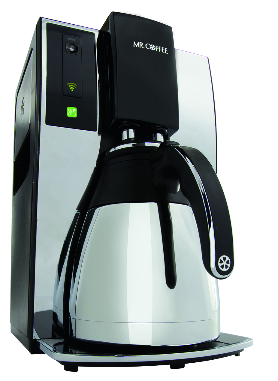 mr coffee smart coffeemaker enabled with wemo download