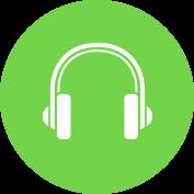 USB-C transfers music fast