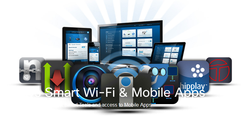 Linksys Official Support - Linksys Smart Wi-Fi Tools