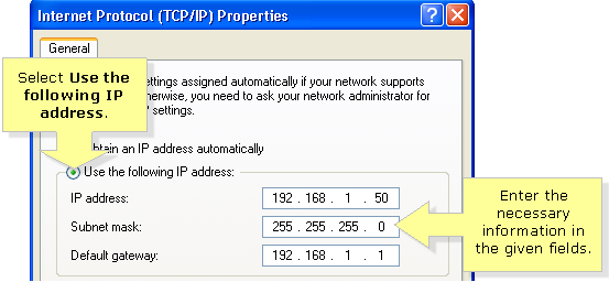 Linksys Official Support - Assigning static IP address on a