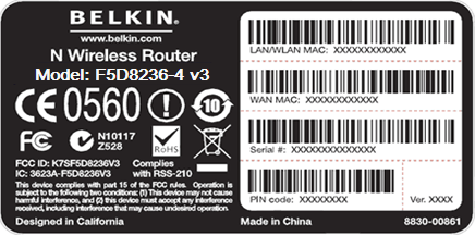 Belkin Official Support - Updating your Belkin router's firmware