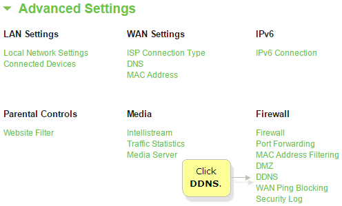 Belkin official support how to set up dynamic dns ddns on your user added image keyboard keysfo Images