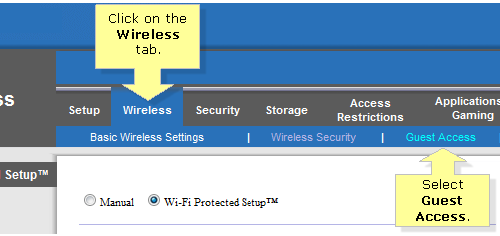 Cara Setting Cisco Linksys E1200 Wireless N Router - Router Image