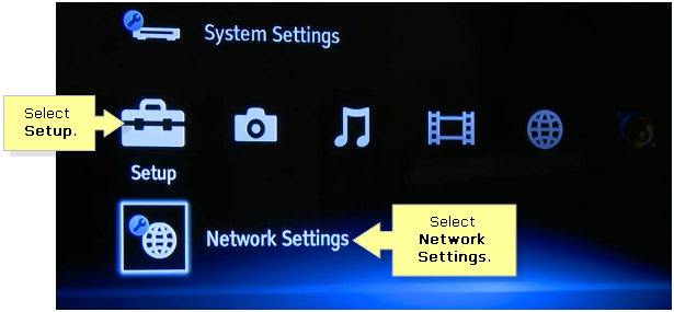 Linksys Official Support - Connecting your Sony® Blu-ray