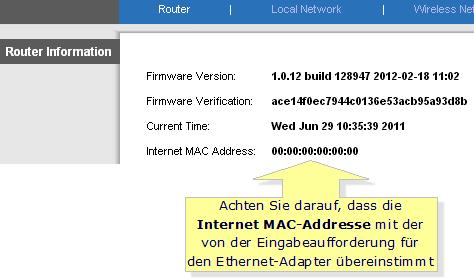 pc stellt keine internetverbindung her