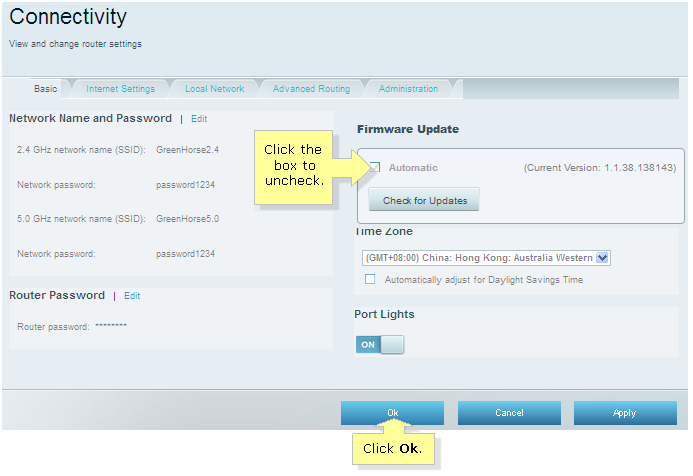 Linksys Official Support - How to manually upgrade the