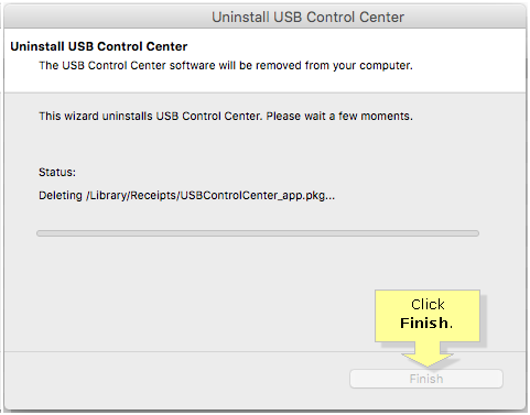 Linksys Official Support - How to uninstall the USB Control
