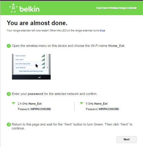 Belkin Knowledge Articles - Setting up the Belkin AC1200 or AC750