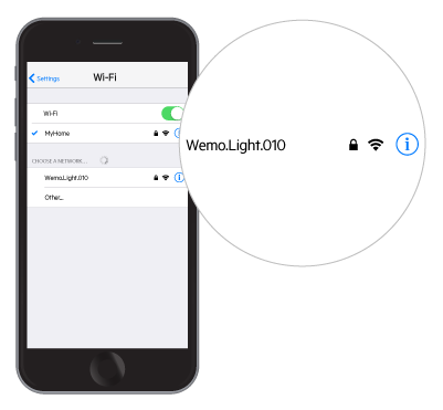 Belkin Official Support - Reconnecting your Wemo device