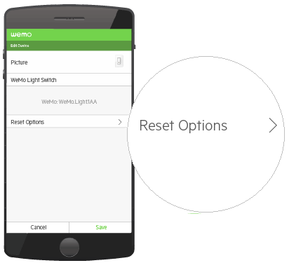 Belkin Official Support - How to reset or restore my Wemo® device to