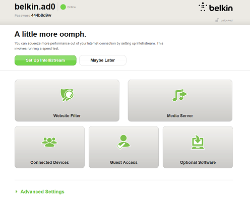 Belkin official support accessing the routers web based setup page user added image keyboard keysfo Images