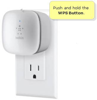 Belkin Official Support - Connecting devices using the WPS™ feature
