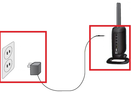 how to open tcp ports on router